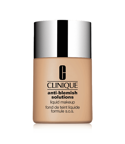 clinique base maquillaje